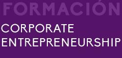 Formación Corporate Entrepreneurship