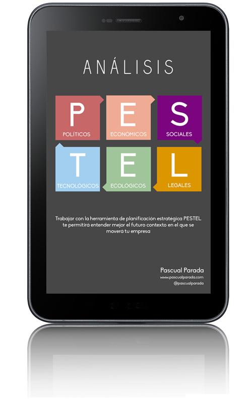 Ebook Análisis PESTEL