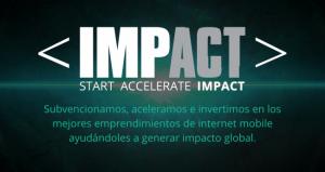 Aceleradora de Startups para proyectos mobile