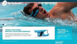 Wearable para nadar