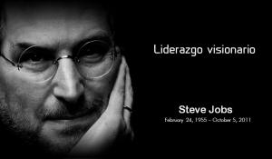 Steve Jobs, ejemplo de liderazgo visionario