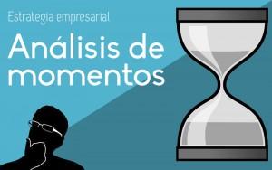 Análisis de momentos - Ebook de estrategia de empresa