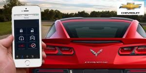 Chevrolet Mobile App con tecnología OnStar