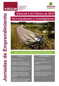 Jornadas de emprendimiento de la UCLM en Albacete