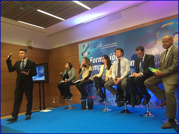 Conferencia: Educación en emprendimiento