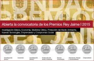 Premios Fundación Rey Jaime I para emprendedores