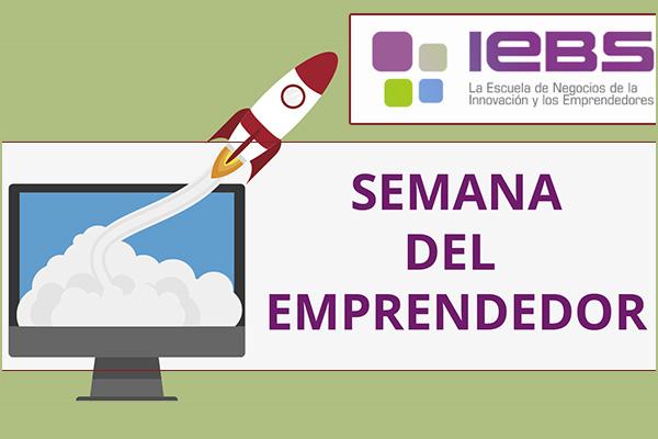 Semana del Emprendedor de IEBS