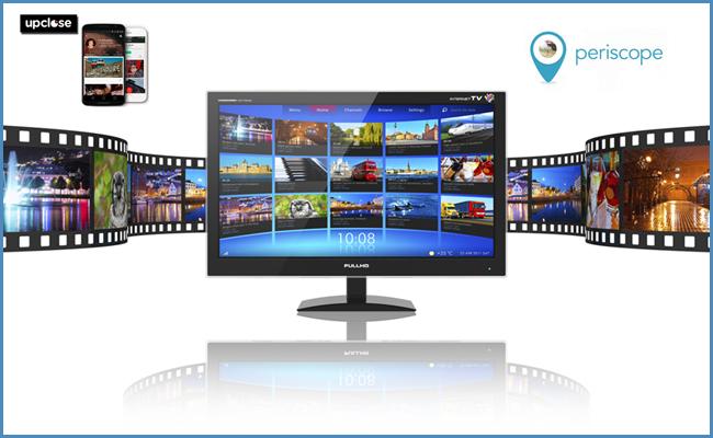 Tendencia Mobile Business: Streaming de video en tiempo real