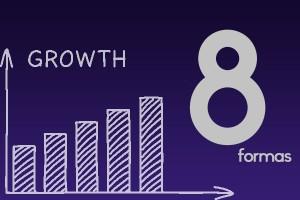 8 formas de crecer según Kotler
