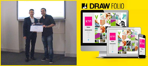 IEBS Business School y Socios Inversores premian a la Startup Drawfolio
