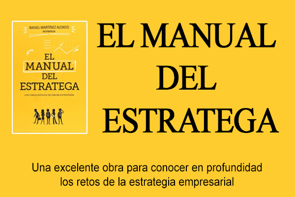 Libro de estrategia de empresa: El manual del estratega