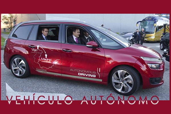 Vehículo Autonomo