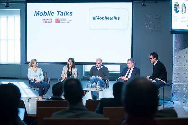 corporate venturing mobile talks