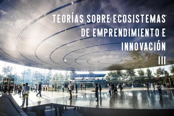 Ecosistema Emprendimiento Innovación III