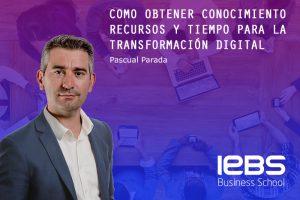 Conferencia Transformación Digital