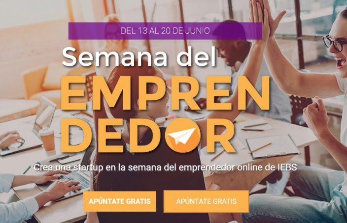 Semana del Emprendedor IEBS