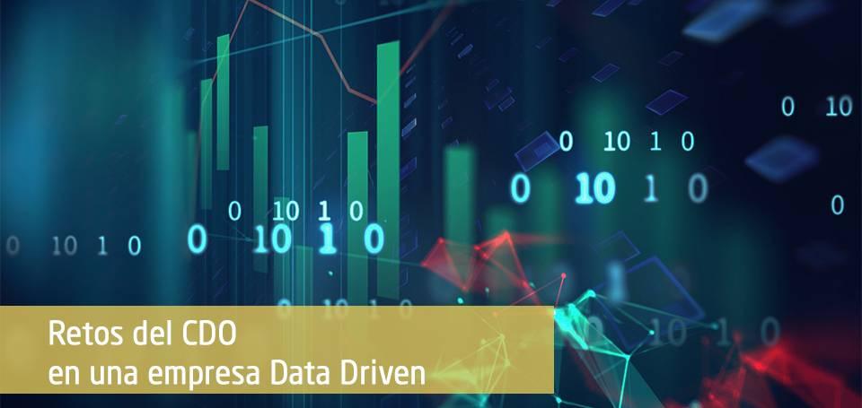 Los retos del CDO si quieres ser una empresa Data Driven
